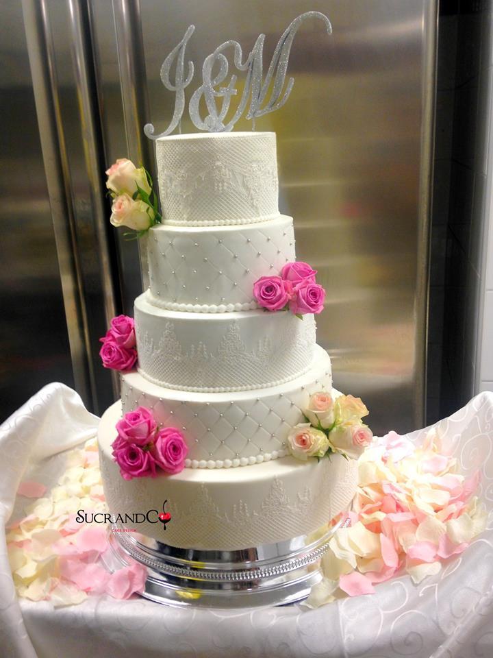 gâteaux de mariage paris wedding cake ile de france - sucrandco