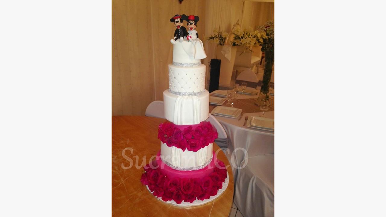 Gateaux De Mariage Paris Wedding Cake Ile De France Sucrandco